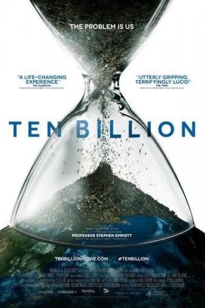 Caratula, cartel, poster o portada de Diez mil millones