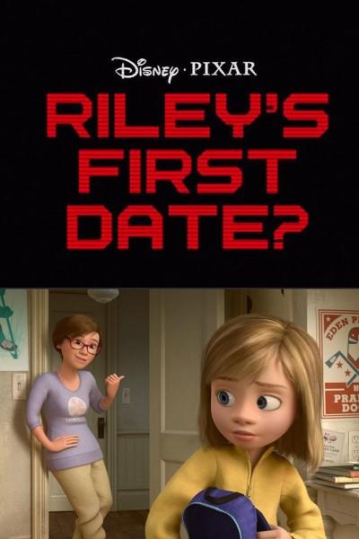 Caratula, cartel, poster o portada de ¿La primera cita de Riley?