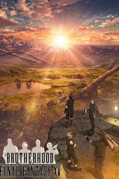 Caratula, cartel, poster o portada de Brotherhood: Final Fantasy XV