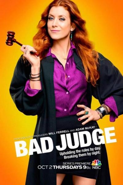 Caratula, cartel, poster o portada de Bad Judge