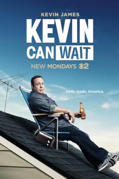 Caratula, cartel, poster o portada de Kevin puede esperar