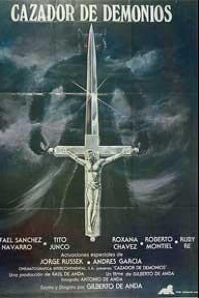 Caratula, cartel, poster o portada de Cazador de demonios