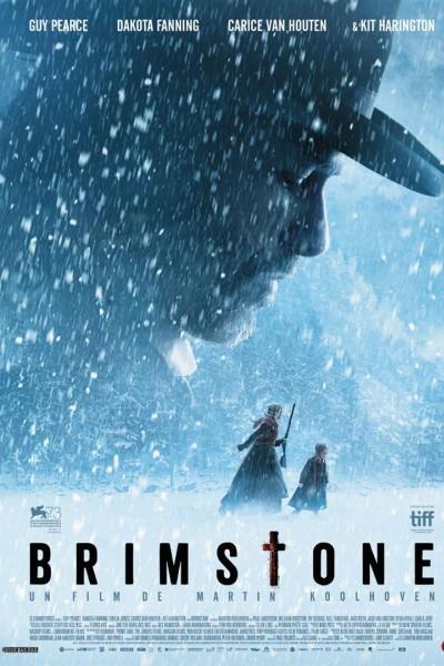 Caratula, cartel, poster o portada de Brimstone. La hija del predicador