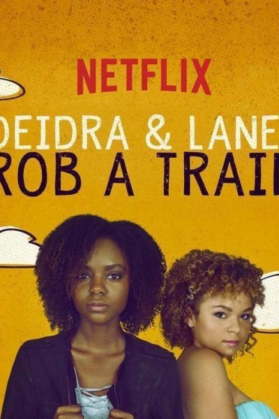 Caratula, cartel, poster o portada de Deidra y Laney asaltan un tren