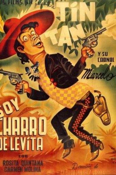 Caratula, cartel, poster o portada de Soy charro de Levita