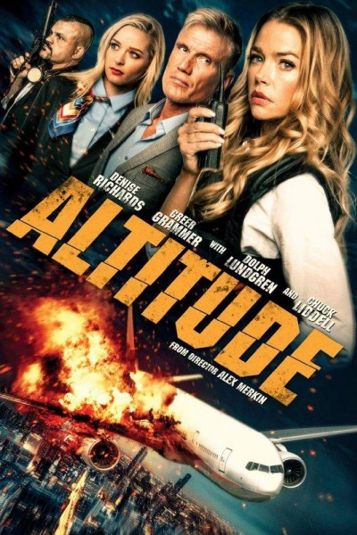 Caratula, cartel, poster o portada de Altitude
