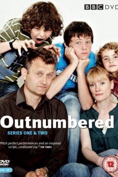 Caratula, cartel, poster o portada de Outnumbered