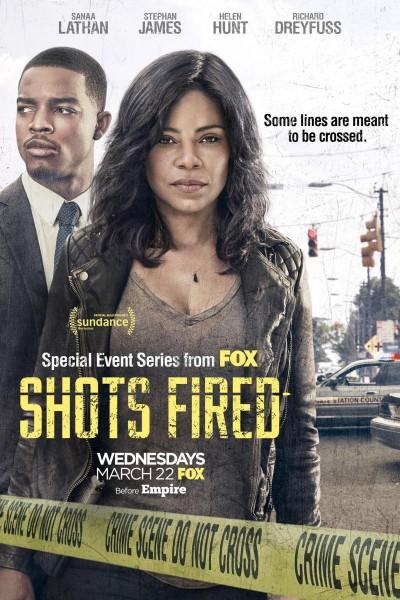 Caratula, cartel, poster o portada de Shots Fired