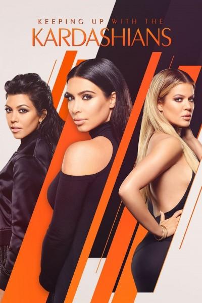 Caratula, cartel, poster o portada de Las Kardashian