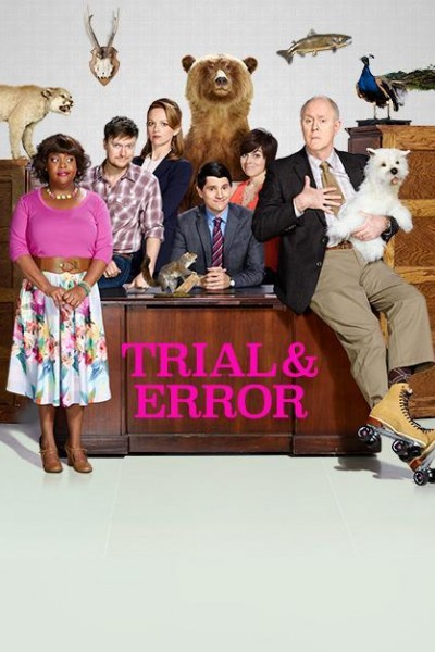 Caratula, cartel, poster o portada de Trial & Error