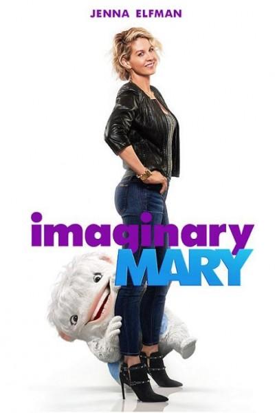 Caratula, cartel, poster o portada de Imaginary Mary