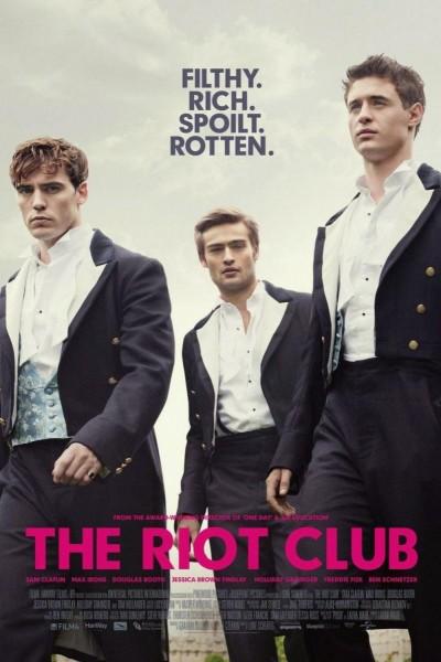 Caratula, cartel, poster o portada de The Riot Club