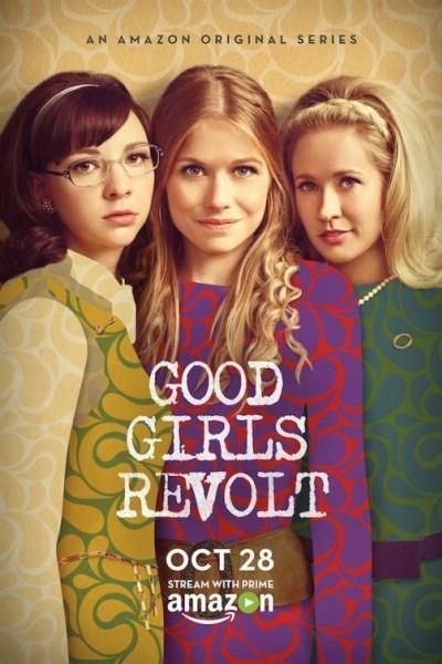 Caratula, cartel, poster o portada de La rebelión de las chicas buenas