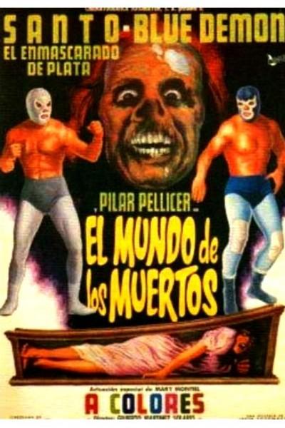 Caratula, cartel, poster o portada de El mundo de los muertos