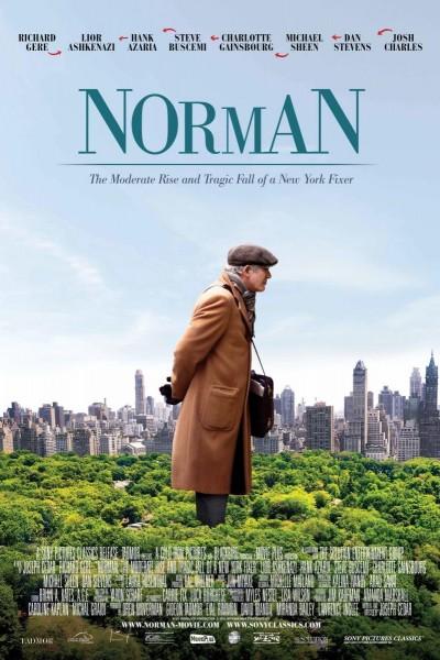 Caratula, cartel, poster o portada de Norman, el hombre que lo conseguía todo