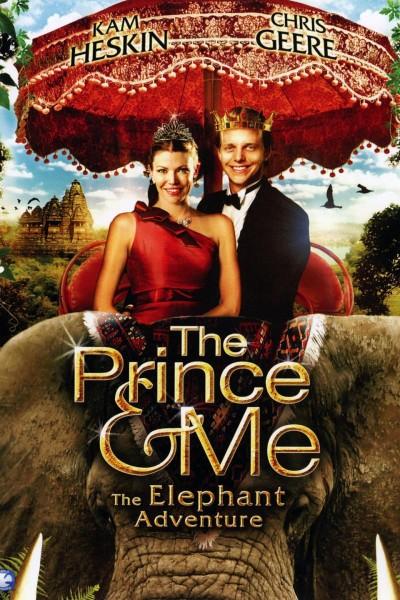 Caratula, cartel, poster o portada de El príncipe y yo 4: Una princesa en el paraíso