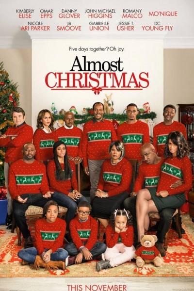 Caratula, cartel, poster o portada de Almost Christmas