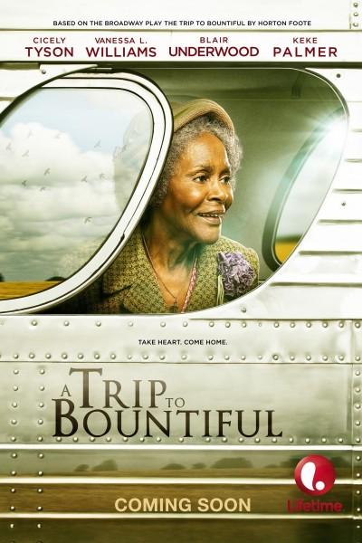 Caratula, cartel, poster o portada de Viaje a Bountiful