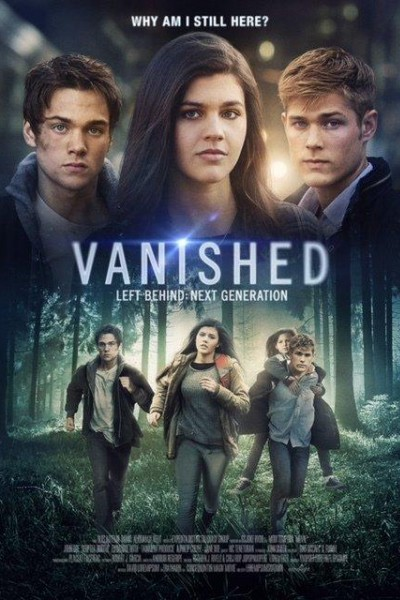 Caratula, cartel, poster o portada de Vanished: Left Behind - Next Generation
