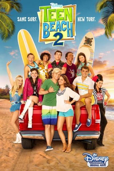 Caratula, cartel, poster o portada de Teen Beach 2