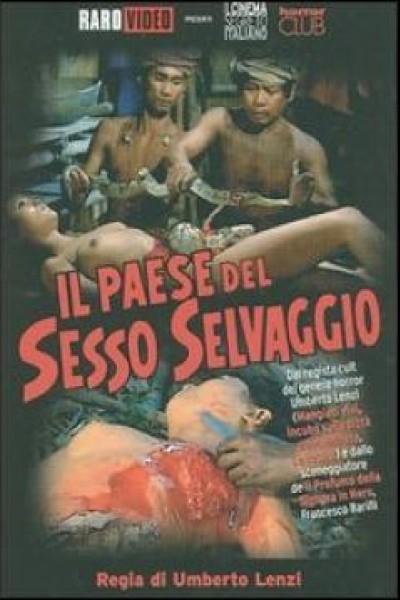 Caratula, cartel, poster o portada de El país del sexo salvaje