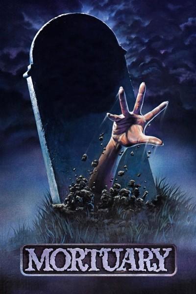 Caratula, cartel, poster o portada de Enterrado vivo (Mortuary)