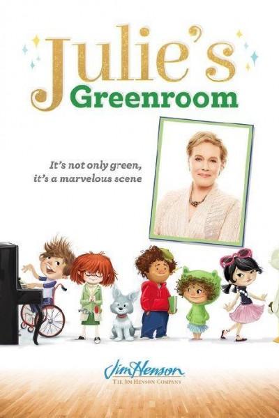 Caratula, cartel, poster o portada de Julie entre bambalinas