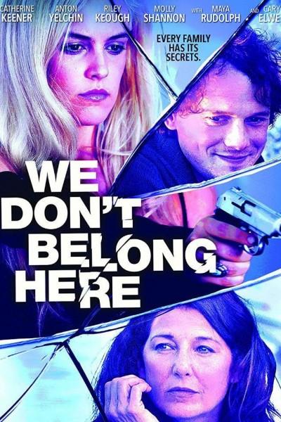 Caratula, cartel, poster o portada de Nuestro sitio