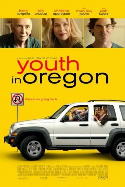Caratula, cartel, poster o portada de Youth in Oregon