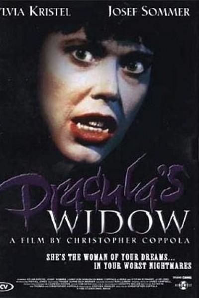Caratula, cartel, poster o portada de La viuda de Drácula