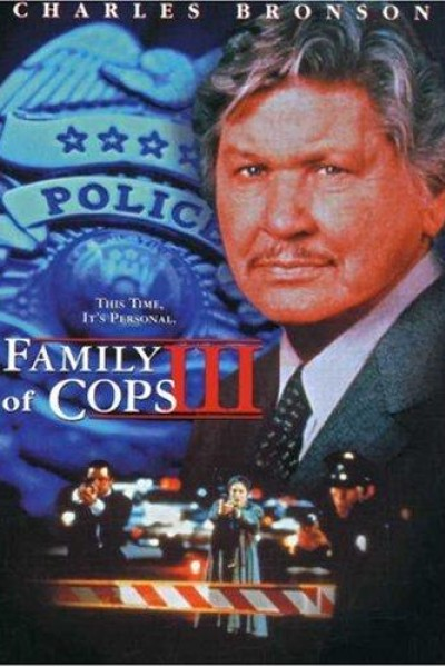 Caratula, cartel, poster o portada de Familia de policías 3