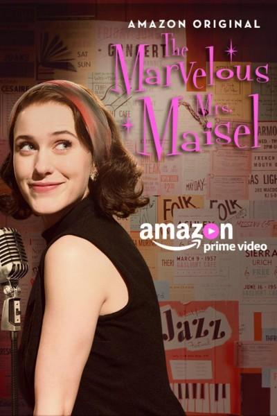 Caratula, cartel, poster o portada de La maravillosa Sra. Maisel