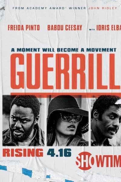 Caratula, cartel, poster o portada de Guerrilla