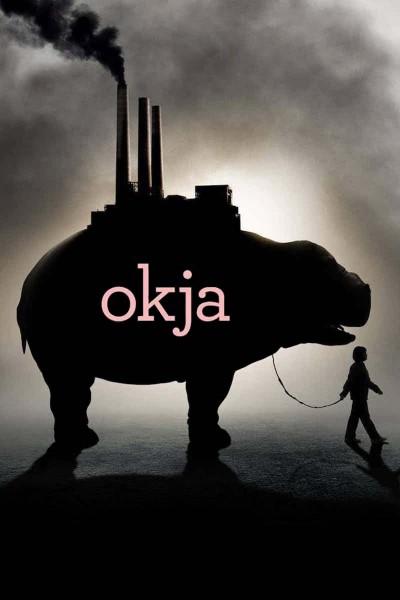 Caratula, cartel, poster o portada de Okja