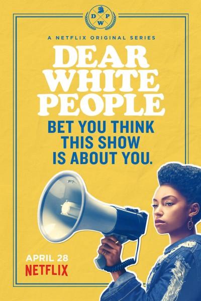 Caratula, cartel, poster o portada de Queridos blancos