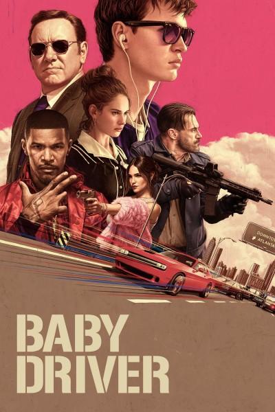 Caratula, cartel, poster o portada de Baby Driver