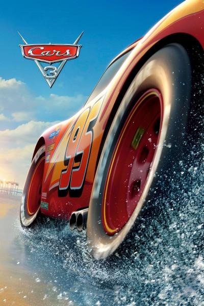 Caratula, cartel, poster o portada de Cars 3