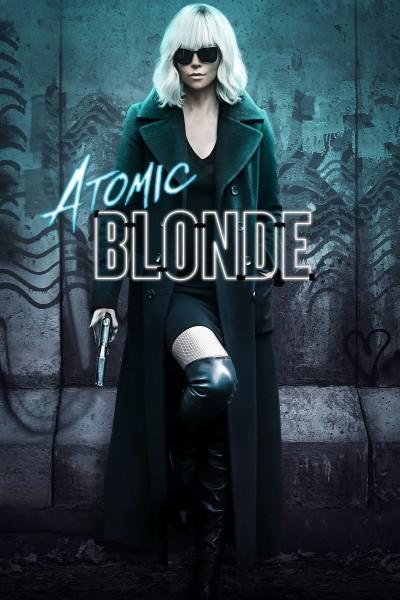 Caratula, cartel, poster o portada de Atómica (Atomic Blonde)