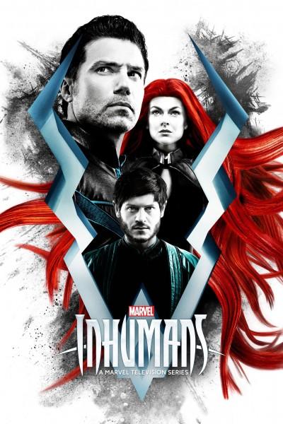 Caratula, cartel, poster o portada de Inhumans