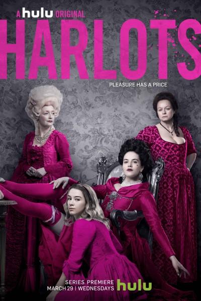 Caratula, cartel, poster o portada de Harlots: Cortesanas