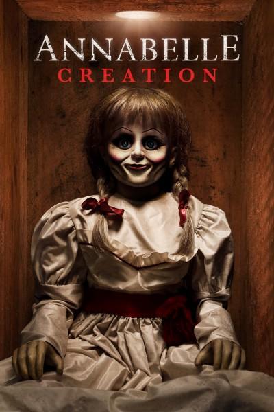 Caratula, cartel, poster o portada de Annabelle: Creation