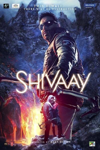 Caratula, cartel, poster o portada de Shivaay