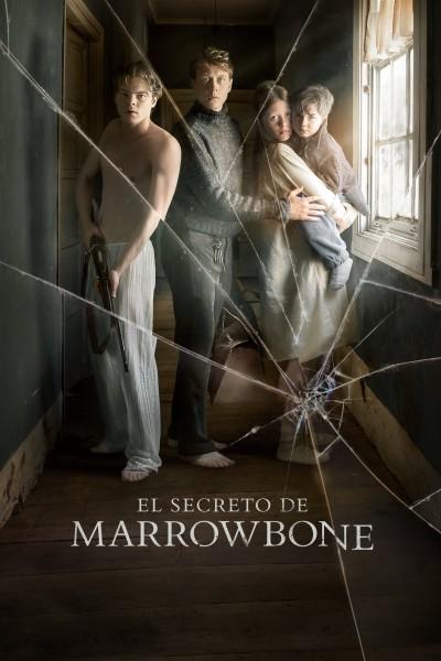 Caratula, cartel, poster o portada de El secreto de Marrowbone