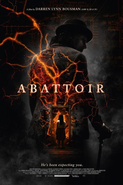 Caratula, cartel, poster o portada de Abattoir