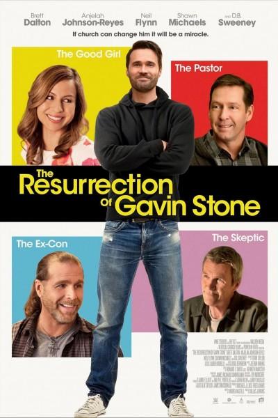 Caratula, cartel, poster o portada de The Resurrection of Gavin Stone