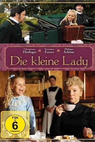 Caratula, cartel, poster o portada de La pequeña dama