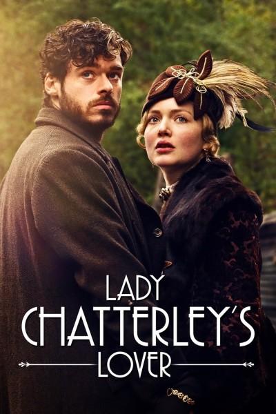Caratula, cartel, poster o portada de El amante de Lady Chatterley