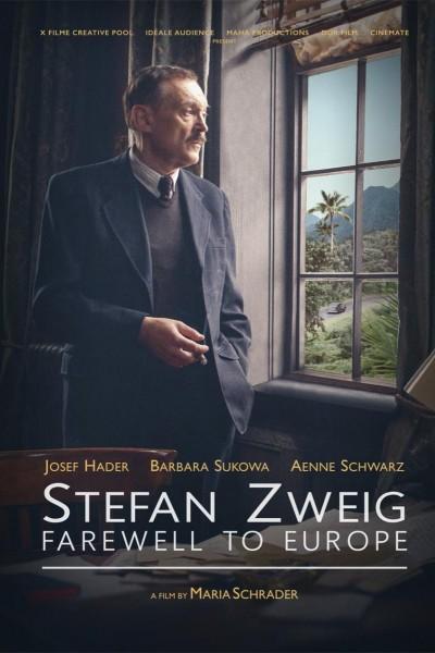 Caratula, cartel, poster o portada de Stefan Zweig: Adiós a Europa