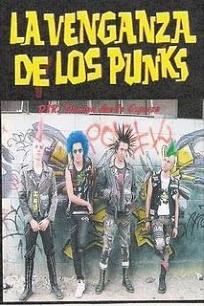 Caratula, cartel, poster o portada de La venganza de los punks