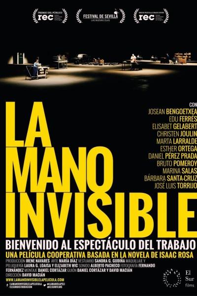 Caratula, cartel, poster o portada de La mano invisible